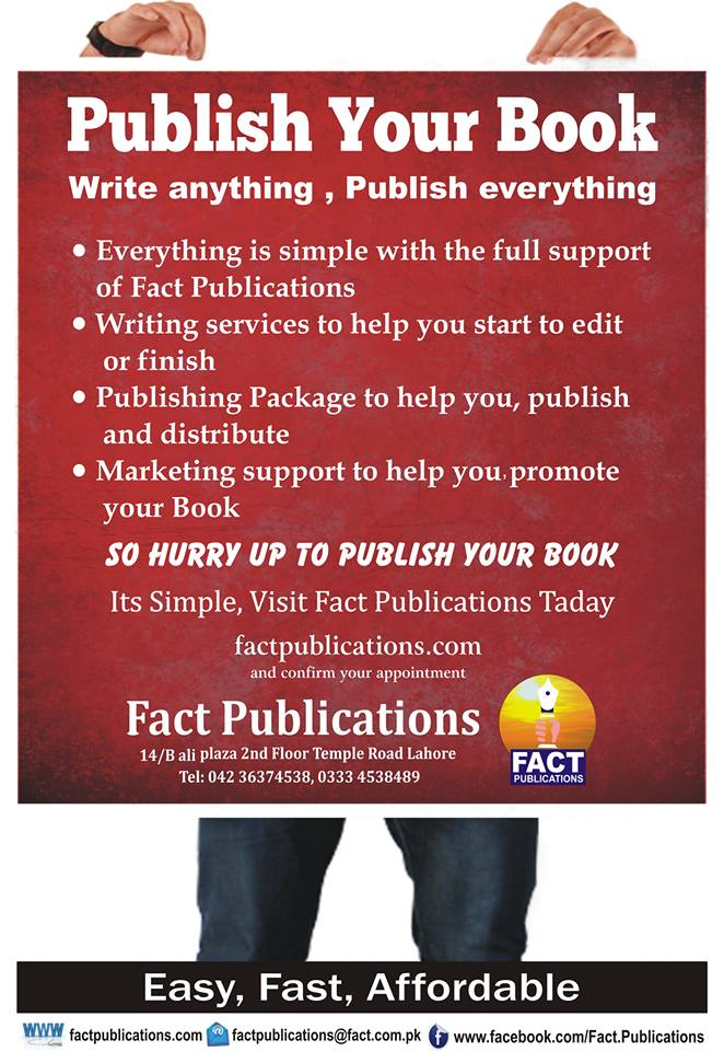 Publish Your Book and Become Author